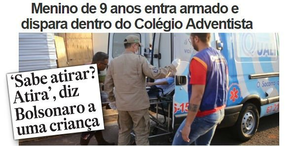 Columbine vai ser aqui? - https://t.co/xOhuxzLHjk