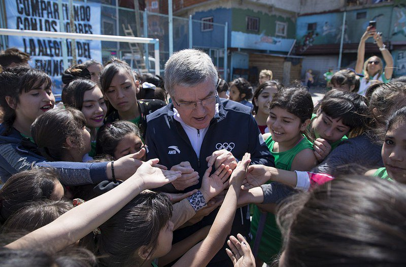 "test Twitter Media - #IOC Chief Says ""Yes"" To Potential #BuenosAires 2032 Olympic Bid https://t.co/QOJsUB7m6s https://t.co/xucnMo4jjk"