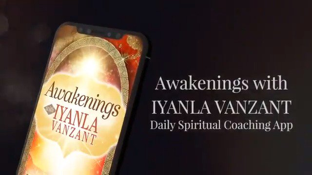 I hope you have been using your #awakeningsapp Beloveds. I have some exciting news for people who have been doing their work and Ill be sharing that here tomorrow.