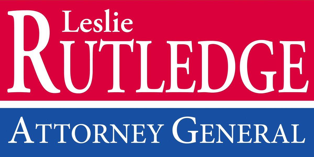 Image result for Leslie Rutledge logo