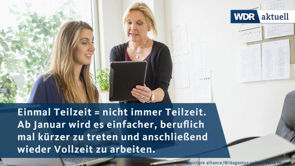 Der Bundestag hat das Gesetz zur #Brückenteilzeit verabschiedet: Mitarbeiter größerer Betriebe können künftig ihre Arbeitszeit für bis zu fünf Jahre reduzieren, ohne Angst um ihren Vollzeitarbeitsplatz haben zu müssen.