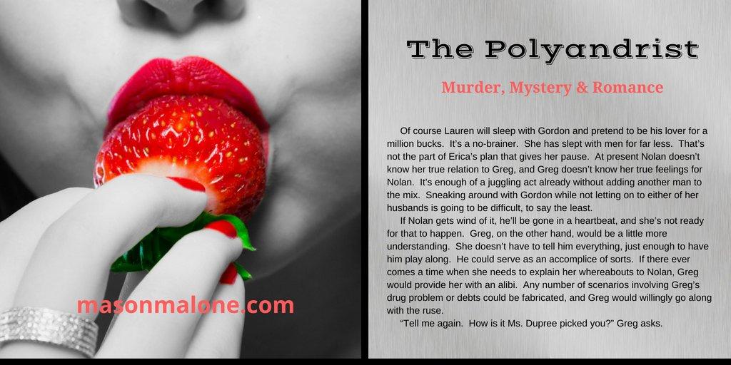 The Polyandrist Murders: Book 1 of 2
