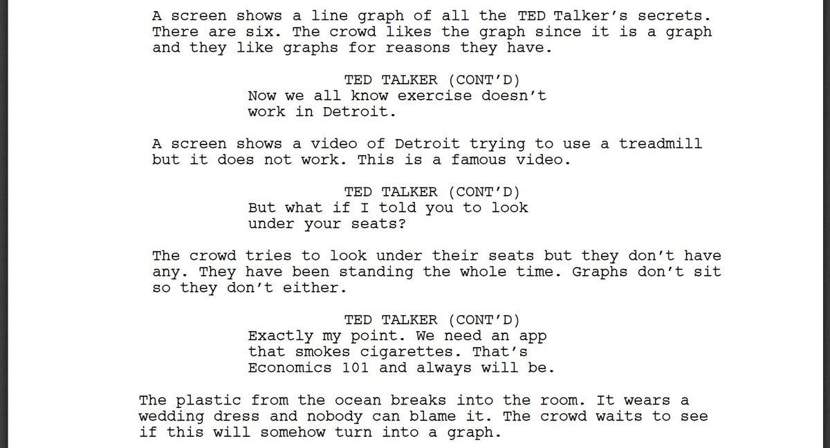 ted talk analysis essay
