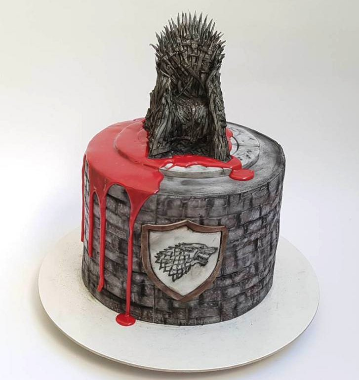 Winter Is Coming On Twitter Cool Game Of Thrones Birthday Cake
