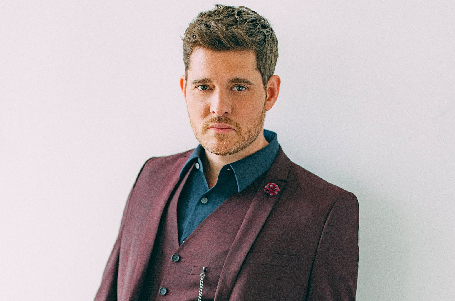 Michael Buble shuts down rumors of retirement from music https://t.co/W4sLfyLSZu https://t.co/8ocQm7k6l2