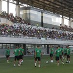 Image for the Tweet beginning: ⚠️El Real Betis presenta su