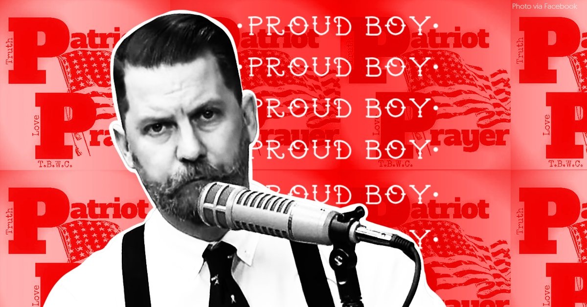 From the Proud Boys to Turning Point USA, extremists are ascendant on the right, but legacy media are too often playing catch-up https://t.co/dUzIw7Ii5M
