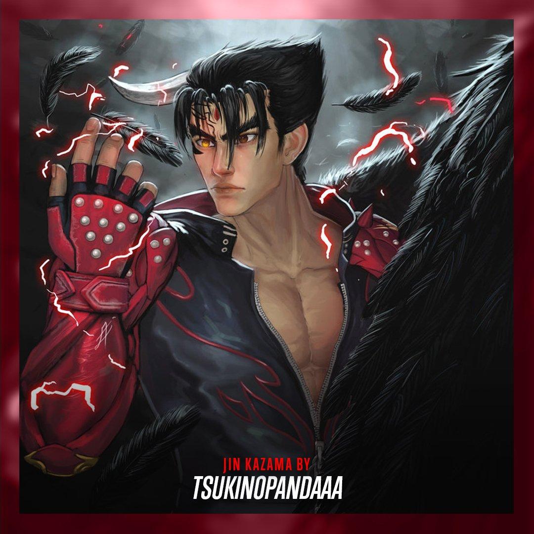 Tekken On Twitter Jin Kazama S Power Radiates As He Turns Into