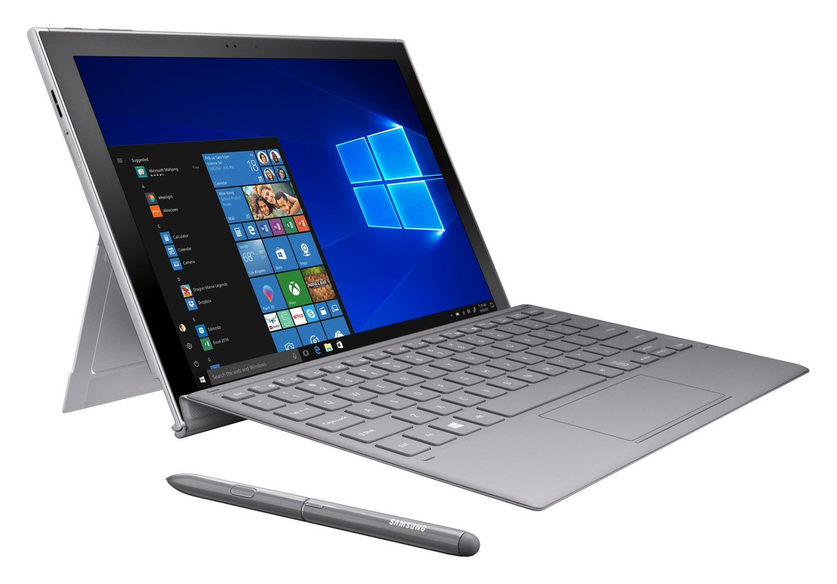 Samsung is the latest to make a Surface Pro ripoff https://t.co/vMgLliH0l3