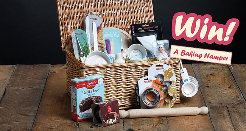 🎊COMPETITION TIME 🎊 We are giving away a Bake Off inspired hamper FULL of goodies! To be in with a chance to win, LIKE, RETWEET & FOLLOW our page! Closes 30th October (Bake Off Final day!) Winner announced 31st October. Good luck! #Win #Competition #GBBO #BakeOff #giveaway