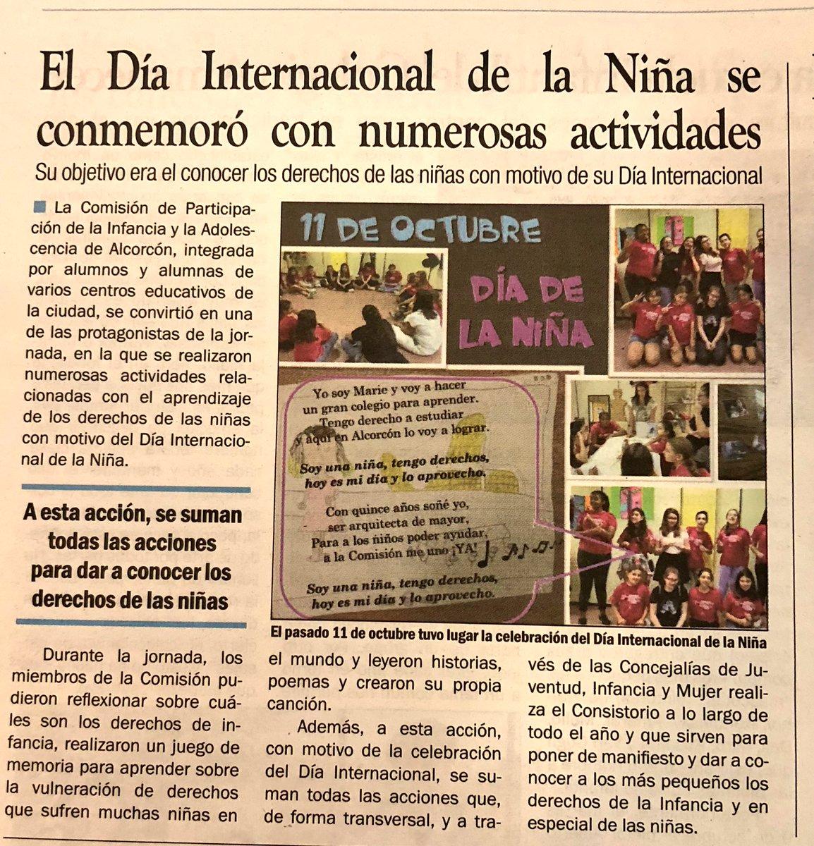 #DíaInternacionalDeLaNiña Latest News Trends Updates Images - ppalcorcon