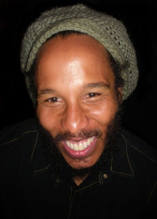 The Real Mick Rock Wishing a very happy belated birthday to Ziggy Marley! New York...