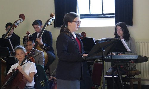 Thank you for inviting us @KESWNews our young musicians had a fantastic day!