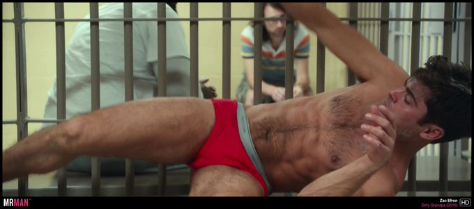 Zac Efron\s b\day is today, so let\s take an unblinking look at his body. Of work.
