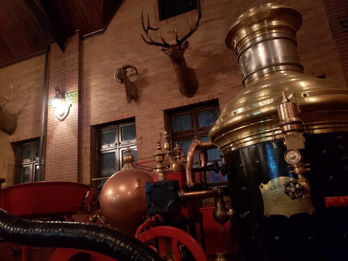 Steampunk, After Hours?  @GrantsFarm #grantsfarm #steampunk #brass #stl #stlouis #saintlouis