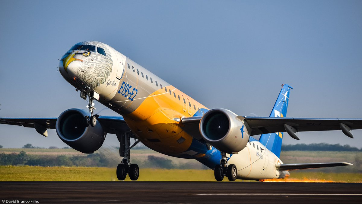 Embraer on Twitter: