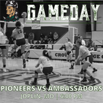 Image for the Tweet beginning: VB GAMEDAY! @CRCPioneerVB heads to