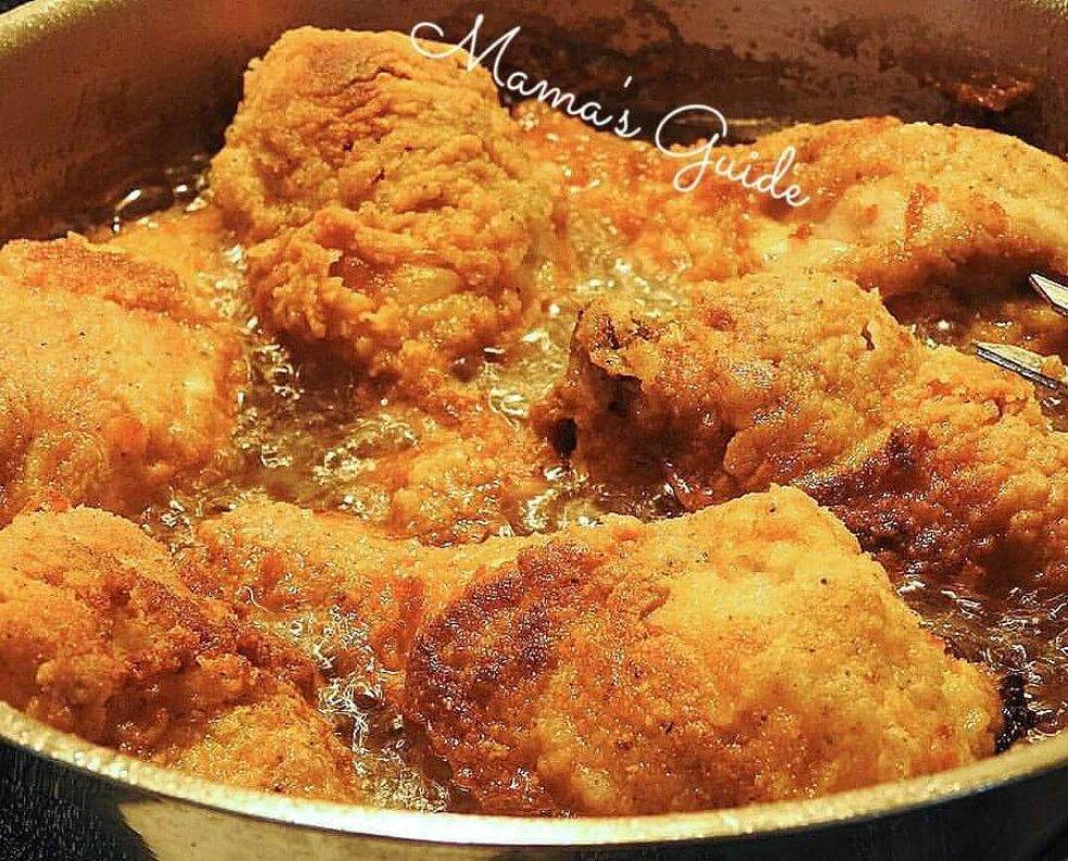 Butter Fried Chicken  Recipe➡️ https://t.co/NFWVcGf6u8 https://t.co/Bg5xFXpj7y