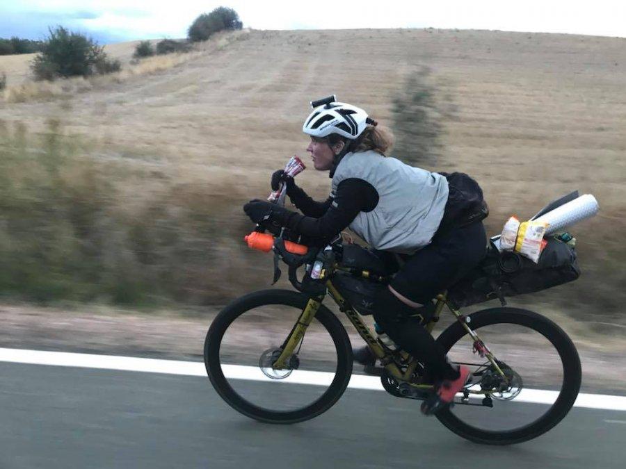 test Twitter Media - Scottish cyclist Jenny Graham smashes round the world cycling record. https://t.co/l6EZSkky8C https://t.co/U5WqiAa6DA