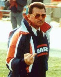 HAPPY 79th Birthday to Da Coach and ultimate Bear, Mike Ditka