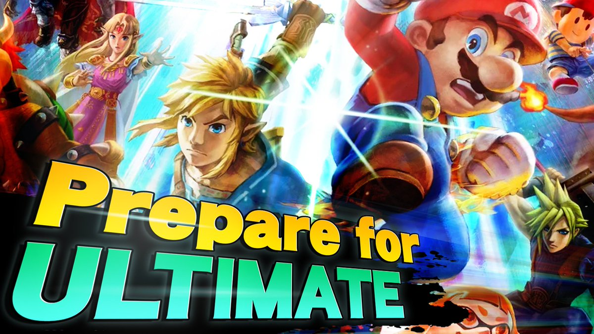 To Cele Te 50 Days Until Smash Ultimate Here Are 50 Things You