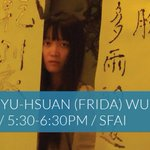 Image for the Tweet beginning: Tonight at SFAI...Taiwan Ministry of