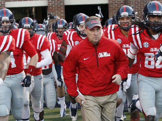 Former Ole Miss head coach Hugh Freeze, a controversial figure, has been named offensive coordinator of the Arizona Hotshots of The Alliance of American Football, the team announced. <br>http://pic.twitter.com/BX1imDD9mA