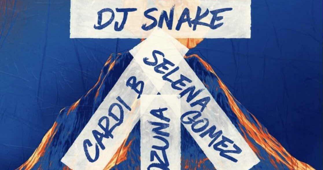 NEW VIDEO: DJ SNAKE FEAT. CARDI B, SELENA GOMEZ, & OZUNA 'TAKI TAKI' https://t.co/Vp1lwLXBvp https://t.co/XazIxCaZiL