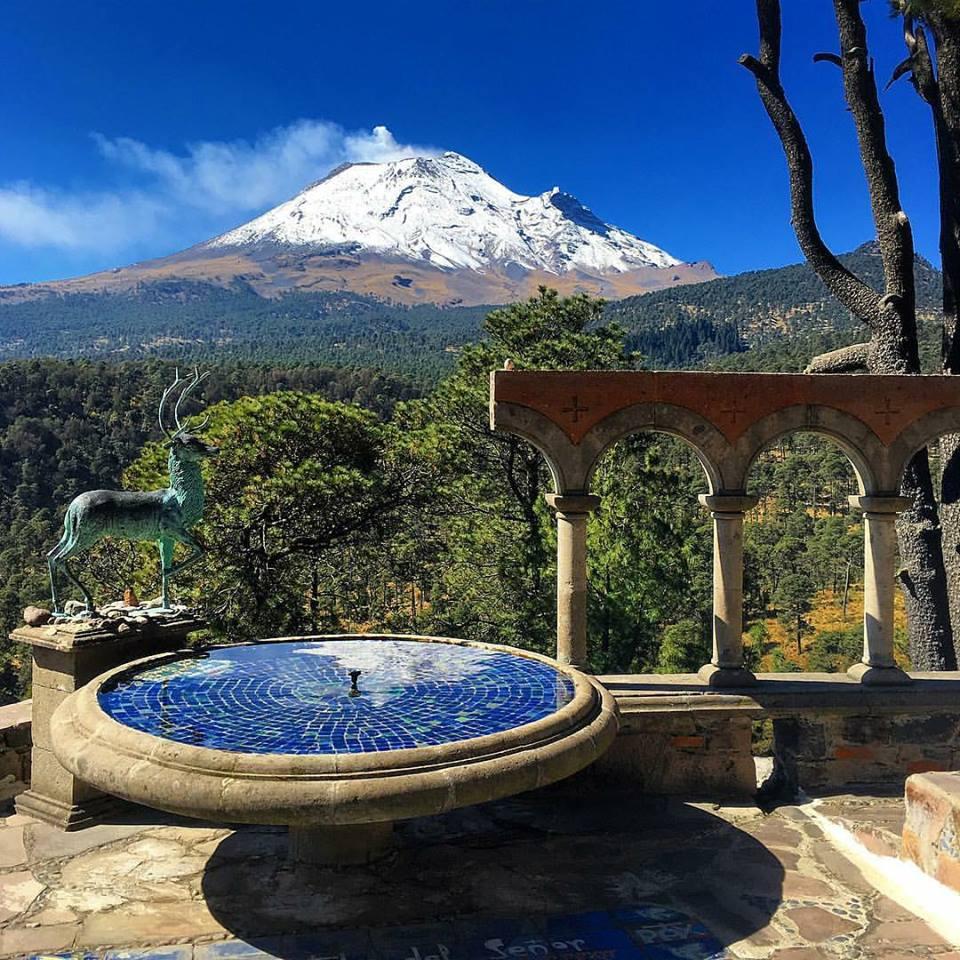 Este Día del Bienestar visita Ermita del Silencio, uno de los lugares más relajantes de México.