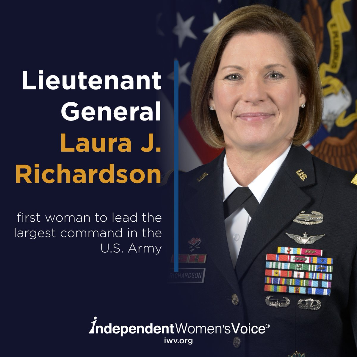 Image result for general laura richardson