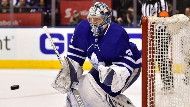 Leafs goalie Andersen back in net for showdown with Crosby's Penguins  https://t.co/0ZTGjB1hlZ