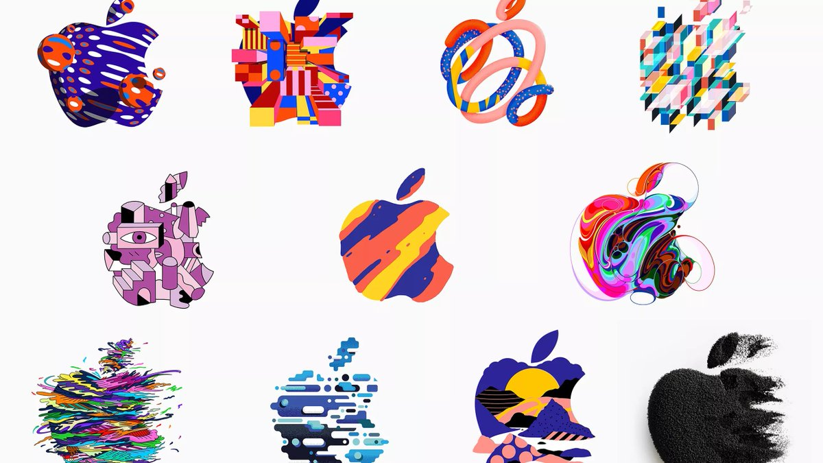 Some of these custom Apple logos are pretty neat https://t.co/26OpHDc3XX