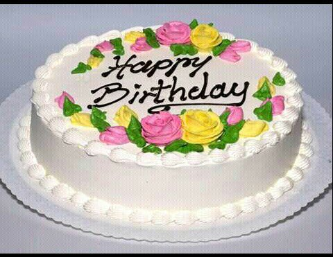 I would like to wish you a very very Happy Birthday.