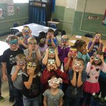 Image for the Tweet beginning: Auburn 2nd graders are learning
