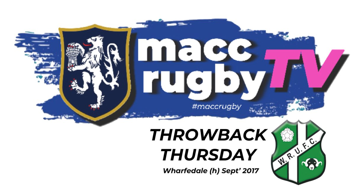 test Twitter Media - #throwbackthursday today looks at the encounter with @wharfedalerufc a year ago: https://t.co/mIKFm3V5aG #maccrugbytv https://t.co/DLnx4FW07H