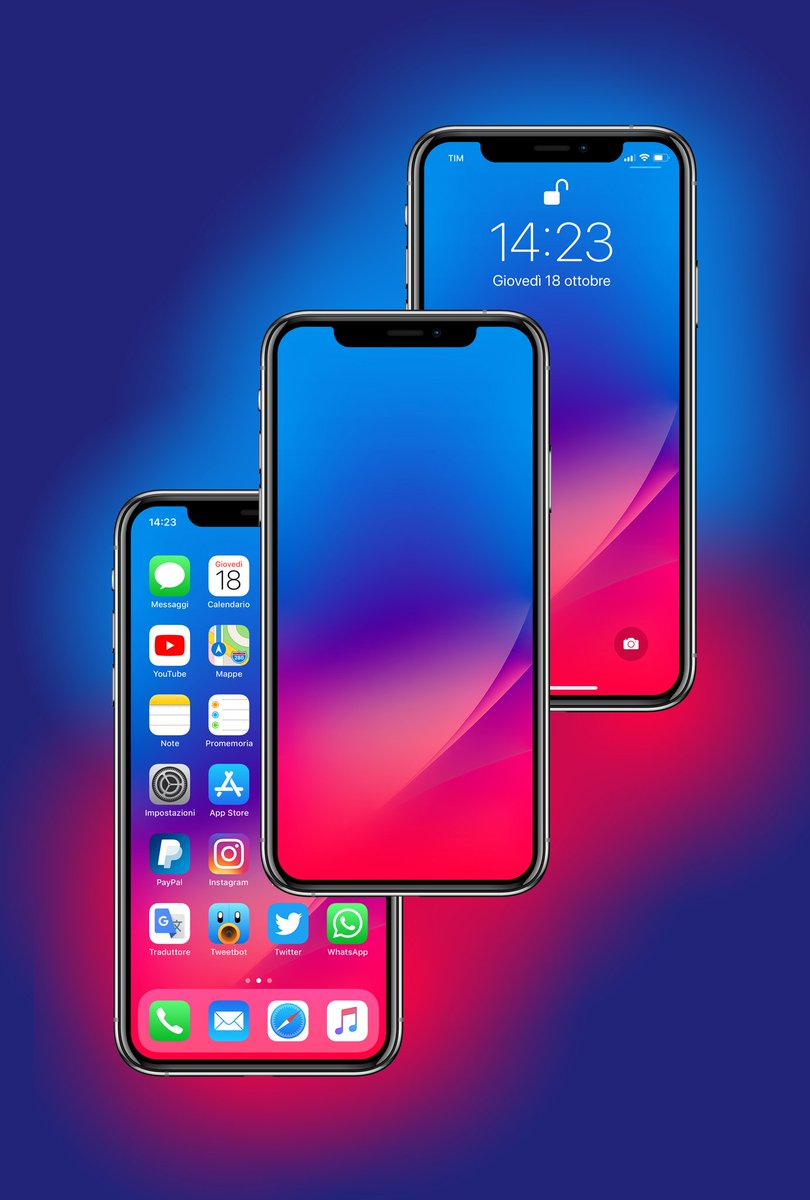 Ar7 On Twitter Wallpapers Iphone Iphonexsmax Iphonexs Iphonex Iphonexr Aura Redblue Wallpaper For Iphone Xs Max Iphone Xr Https T Co Vwljldhr9t Iphone Xs Iphone X Https T Co X9w4bda5pi All Other Iphone