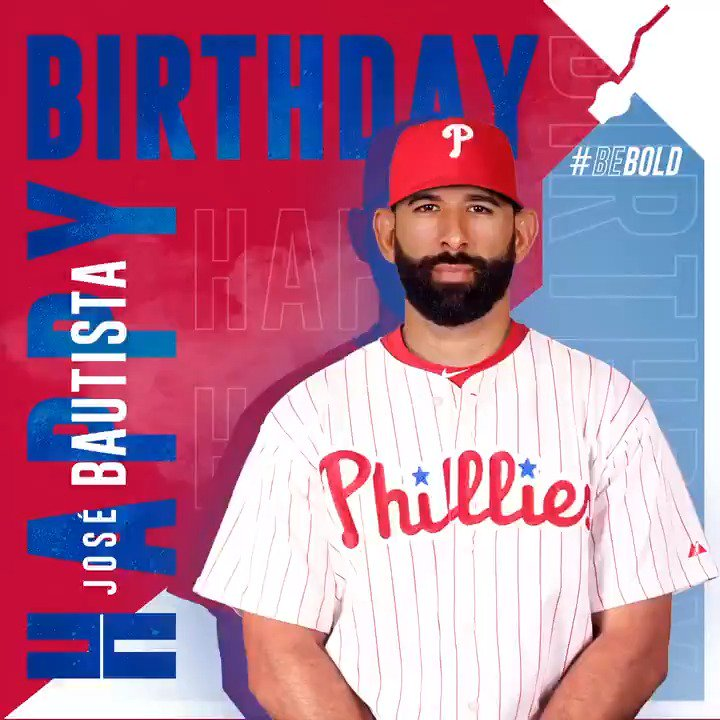 Join us in wishing a very HAPPY BIRTHDAY to @JoeyBats19! �������� https://t.co/fvTQ4soisx