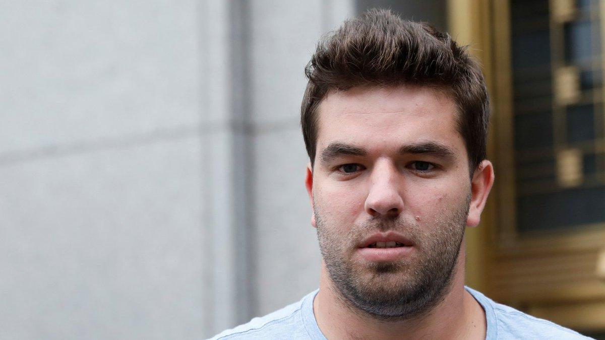 Fyre Festival Co-Founder Billy McFarland Sentenced In Manhattan  http:// dlvr.it/Qnlqdt  &nbsp;  <br>http://pic.twitter.com/TyMNmTsvSC