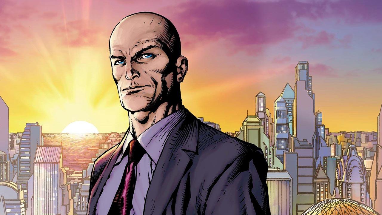 Lex Luthor is joining Supergirl in Season 4.   https://t.co/NMlRC9x3Bg https://t.co/KsjjDZsFLf