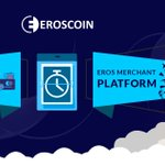 Image for the Tweet beginning: After successfully launch of EROSCOIN