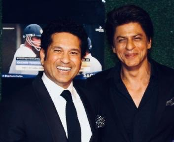 Raj and Rahul wouldn't have been as charming if they didn't have a little bit of SRK in them. Have a blessed year ahead, @iamsrk! #HappyBirthdaySRK