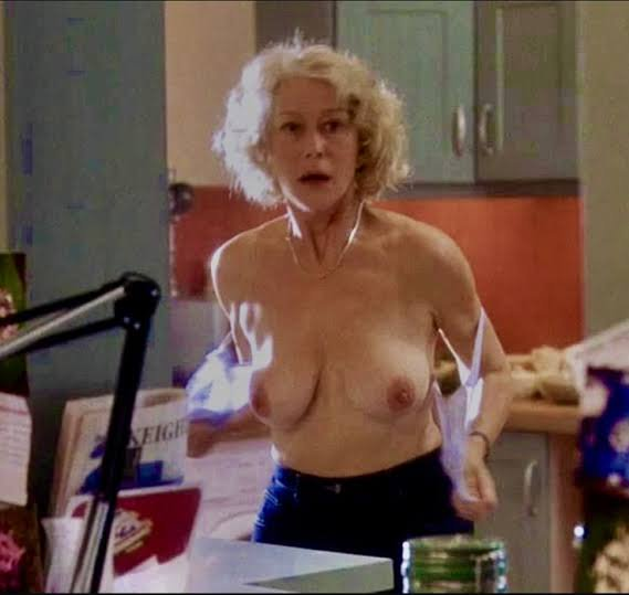 Dame Helen Mirren Flashes Bare Bottom As She Strips Naked In Racy Age Of Consent Throwback