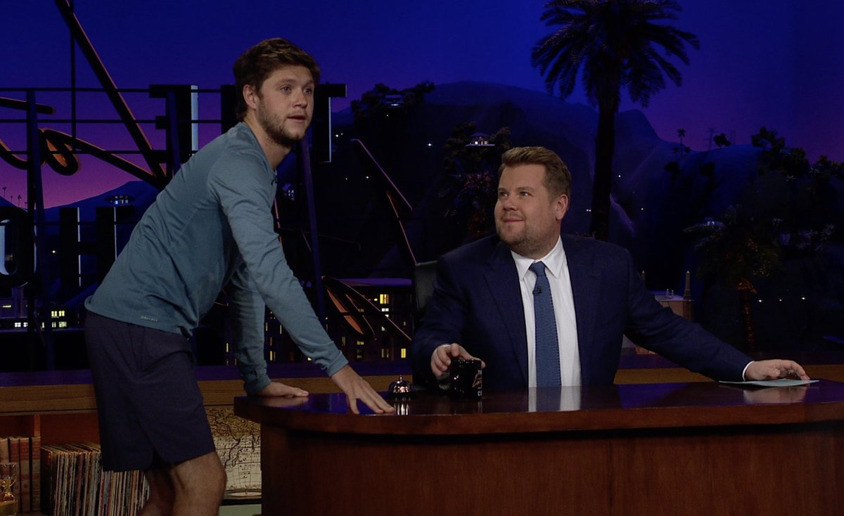 Great new intern started with us on @latelateshow this week https://t.co/iRnxEnSGxw