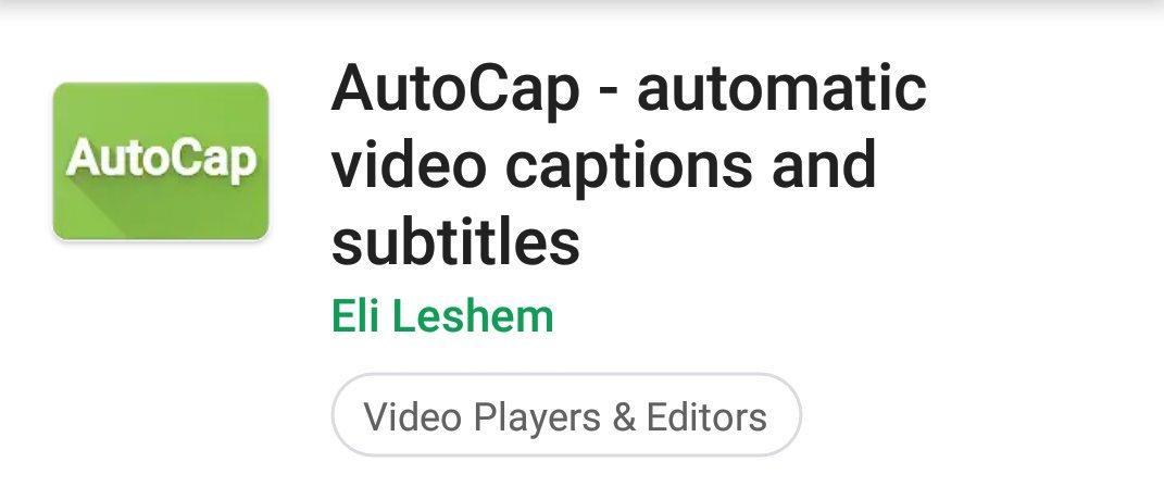 autocap хаштаг в Twitter