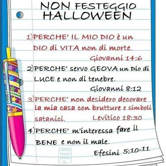 Non Festeggio Halloween.Nonfesteggio Hashtag On Twitter