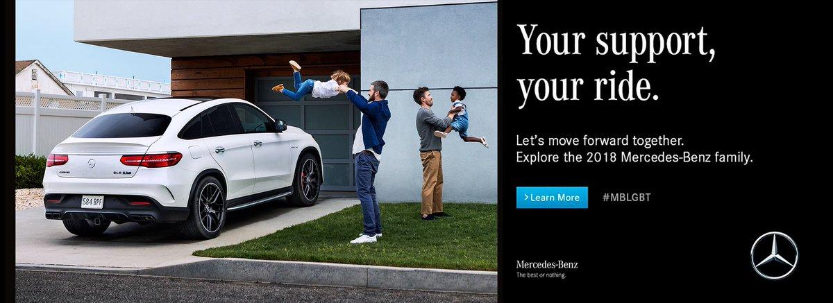 Recent @MercedesBenz #LBGT campaign. Amazing time.