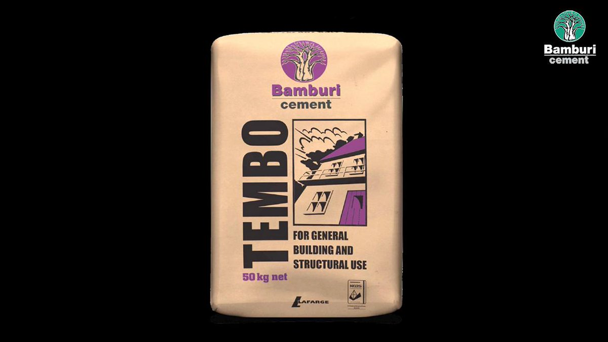 bamburi cement products