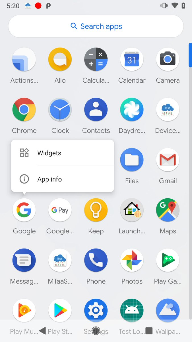 launcher3 for android