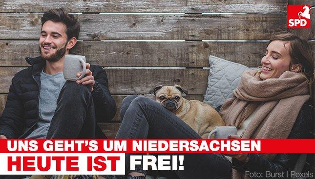 Spd Lv Niedersachsen On Twitter Guten Morgen Vor Der