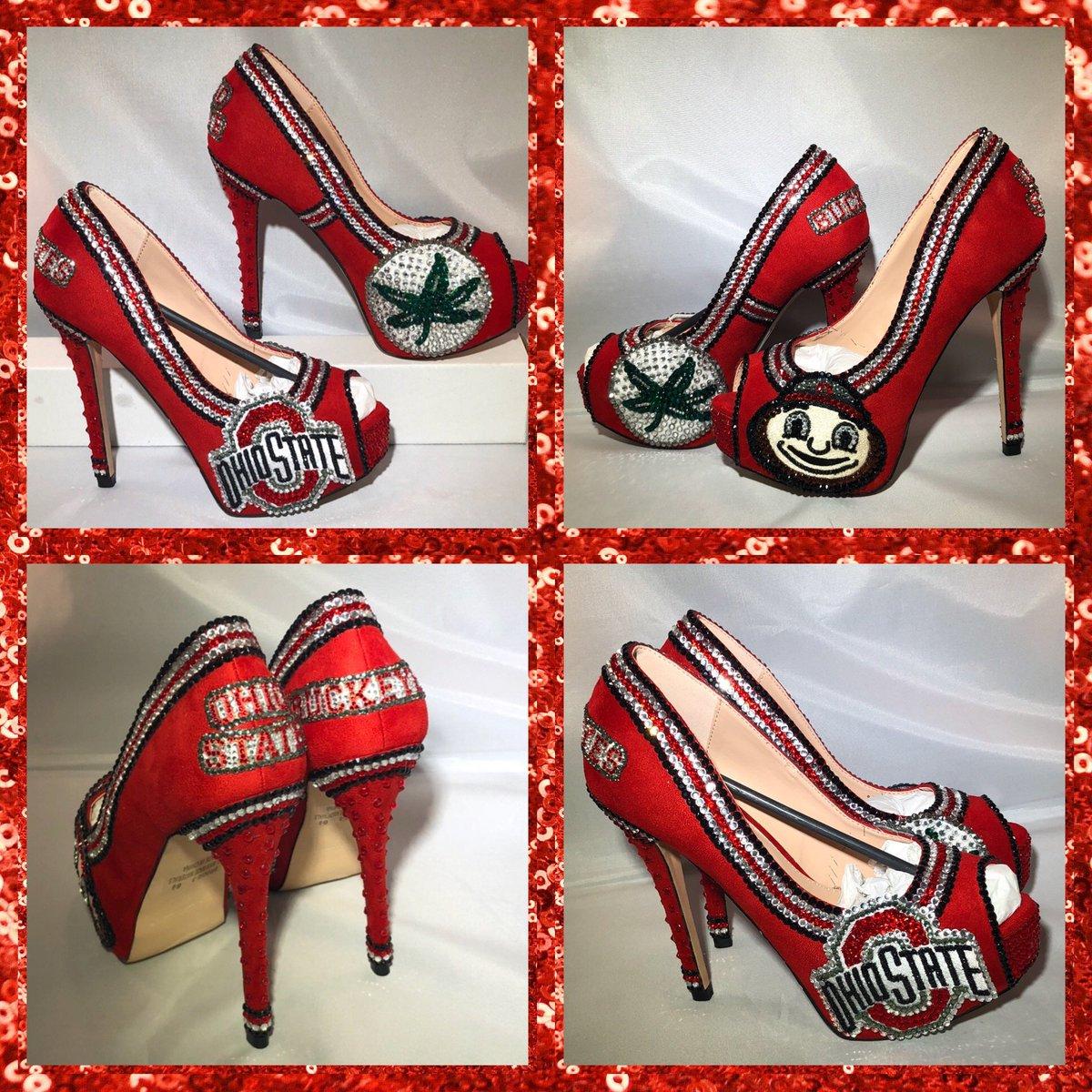01508918294d Sparkle Custom Heels ( Sparkle Heels)